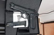 Armă letală ridicată în urma unei percheziții
