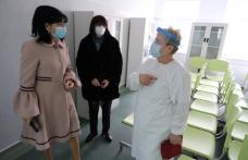Modernizarea Ambulatorului de la Maternitate, în linie dreaptă - FOTO