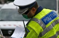 65 de șoferi sancționați pentru conducere cu viteză și sub influența alcoolului