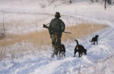 Trei persoane sancționate cu aproape 20.000 lei de jandarmi pentru braconaj cinegetic