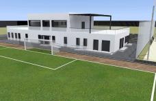 Municipalitatea a început demersurile pentru modernizarea Bazei Sportive din Dorohoi - FOTO
