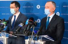 Declarații oficiale privind deschiderea școlilor! Vezi rata de incidență pentru toate localitățile din România