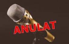 """Festivalul - Concurs Național de muzică ușoară românească """"Mărțișorul"""" NU se va mai desfășura"""