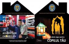 STOP accidentelor casnice în care sunt implicați copiii!