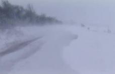Viscolul pune mari probleme în Nordul și Estul județului