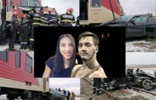 Tragedie! Mașină spulberată de trenul Dorohoi-Iași. Doi tineri au decedat pe loc