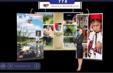 Comunicat de presă CJ promovează județul la Târgul de Turism al României