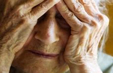 Tânăr reținut după ce a tâlhărit o femeie de 78 de ani