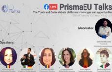 """Video-conferință internațională cu participarea unui profesor al Liceului """"Regina Maria"""" Dorohoi"""