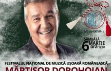"""Încă trei zile până la Festivalul """"Mărțișor Dorohoian"""", ediția XXXVII"""