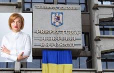 Magda Oleniuc - Noul Subprefect al Județului Botoșani