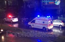 Accident pe Bulevardul Victoriei din Dorohoi. Femeie lovită pe o trecere de pietoni - FOTO