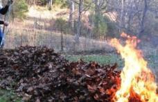 Un botoșănean s-a ales cu arsuri grave după ce a aprins cu benzină niște resturi vegetale