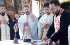 Instalare preot nou la Biserica Sf. VINERI din Dorohoi - FOTO