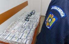 Dorohoi: Dosare penale pentru contrabandă cu țigări
