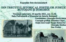 Din trecutul istoric al fostelor județe Botoșani și Dorohoi