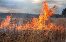 Anunț SVSU Dorohoi: Arderea vegetației uscate un pericol pentru cei din jur