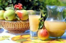 Utilitatea pentru sănătate a curei cu suc de pere