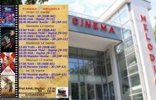 """Vezi ce filme vor rula la Cinema """"MELODIA"""" Dorohoi, în săptămâna 12 – 18 martie – FOTO"""