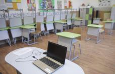 Unitățile de învățământ din două comune botoșănene intră în scenariul roșu
