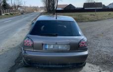 Audi cu documente false, depistat pe raza localităţii de frontieră Mihăileni