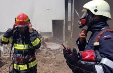 186 de misiuni a pompierilor ultima săptămână