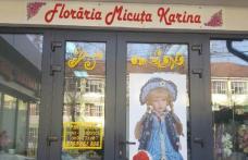 """Florăria """"Micuța Karina"""" și-a deschis un nou punct de lucru în Dorohoi - FOTO"""