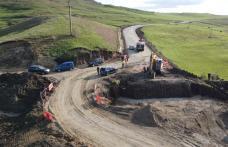 Guvernul României a lăsat constructorii care lucrează drumurile județene din Botoșani fără bani! - FOTO