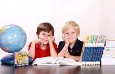 A început înscrierea copiilor în învățământul primar pentru anul școlar 2021-2022