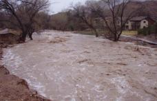 Atenționare hidrologică pentru județul Botoșani! Cod Galben de inundații pe râul Miletin