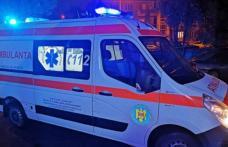 Accident mortal! O botoșăneacă și fiul ei au fost loviți în plin de un autoturism după ce au traversat neregulamentar