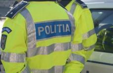 Oprit de polițiști deoarece se deplasa haotic cu mașina pe drumul Dorohoi-Botoșani
