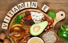 Efecte pozitive oferite de vitamina E