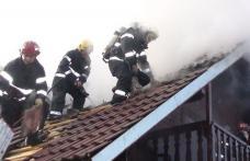 La un pas să rămână fără acoperiș deasupra capului. Atenție la coșurile de fum necurățate de funingine!