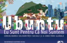"""""""EU SUNT PENTRU CĂ NOI SUNTEM!"""" - Zilele Asistenței Sociale - 2021"""