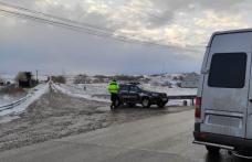 Depistat la volan de polițiștii de frointieră dorohoieni, deşi nu obţinuse niciodată dreptul de a conduce
