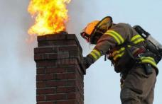 Atenție la coșurile de fum! Două familii din Cristinești și Stăuceni au avut de suferit în urma unor incendii