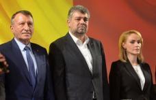 Marcel Ciolacu, Gabriela Firea și Paul Stănescu, vin joi la Botoșani