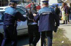 Hoț prins de un polițist aflat în timpul liber