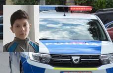 Polițiștii sunt în alertă! Un copil de 11 ani a fost dat dispărut de familie