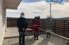 Autoritățile locale au inaugurat 16 locuințe sociale în cartierul Dumbrava Roșie din Dorohoi - FOTO