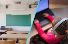 Elevii din Dorohoi continuă cursurile online. Vezi scenariile pentru toate localitățile din județ!