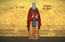 Calendar ortodox, duminică, 28 martie. Sfântul Ilarion e prăznuit astăzi în calendarul ortodox