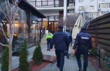 Polițiștii botoșăneni intensifică raziile pentru prevenirea și combaterea efectelor pandemiei de COVID-19 - FOTO