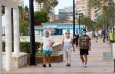 Masca de protecție, OBLIGATORIE în aer liber și în Spania