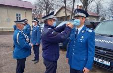 Recompense acordate jandarmilor botoșăneni cu ocazia Zilei Jandarmeriei Române - FOTO