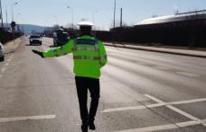 Poliţiştii botoșăneni, în acţiune pentru prevenirea accidentelor rutiere