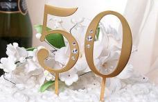 Anunț privind cuplurile care împlinesc 50 de ani de căsătorie în anii 2020 -2021 locuitori ai Municipiului Dorohoi
