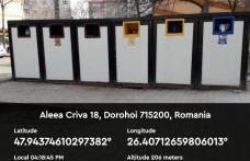 Problemele cu ridicarea gunoiului din Dorohoi au fost remediate – FOTO