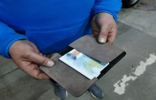 Document de identitate fals, cumpărat cu 350 de euro